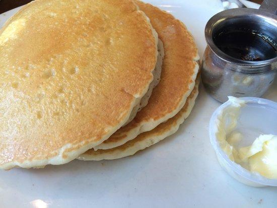 Pinecrest Diner : Pancakes
