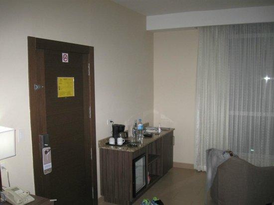 Clarion Victoria Hotel and Suites Panama: Одноместный номер