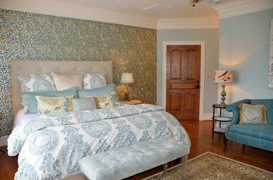 Harmony Manor Bed & Breakfast : Tranquility Suite