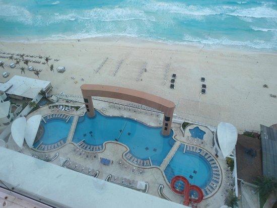 Beach Palace: piscina