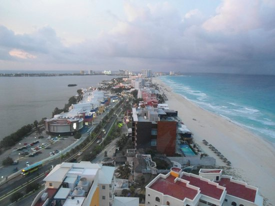 Beach Palace: view