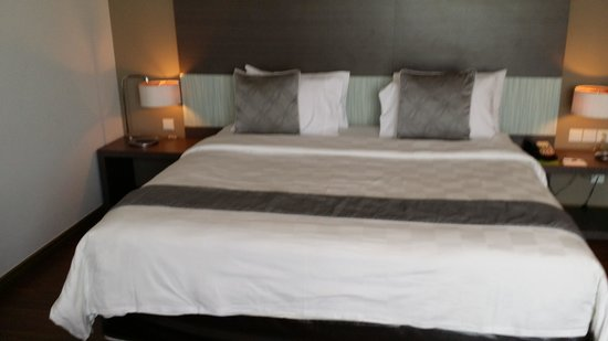 Pullman Kuching: Comfy Bed