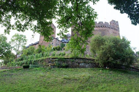 Castle Hotel Auf Schoenburg: Castle Garden