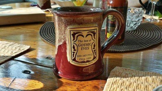 The Inn at Gothic Eves: Great mug