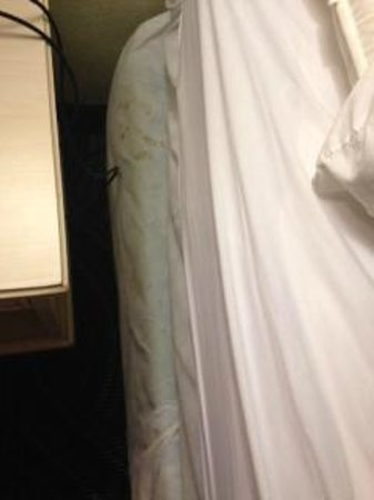 Long Bay Resort: Stained Mattress Cover