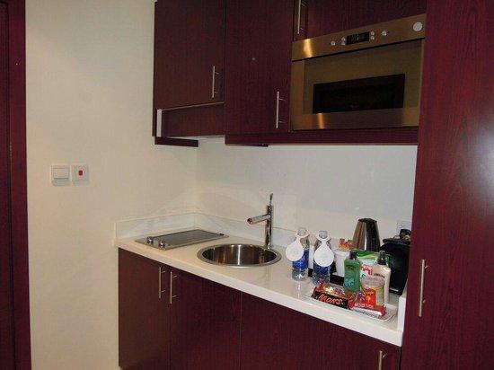 Hilton Dubai Jumeirah : Kitchen