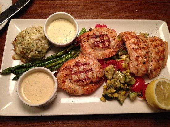 Creve Coeur, MO: Mixed Grill