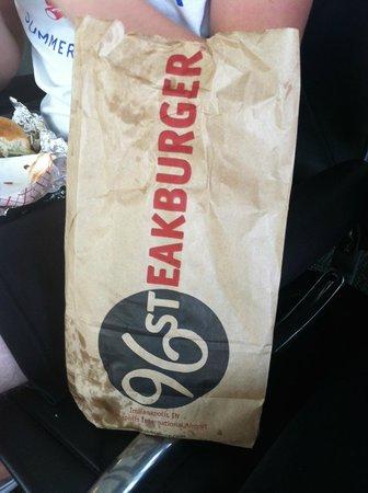 96th Street Steakburgers