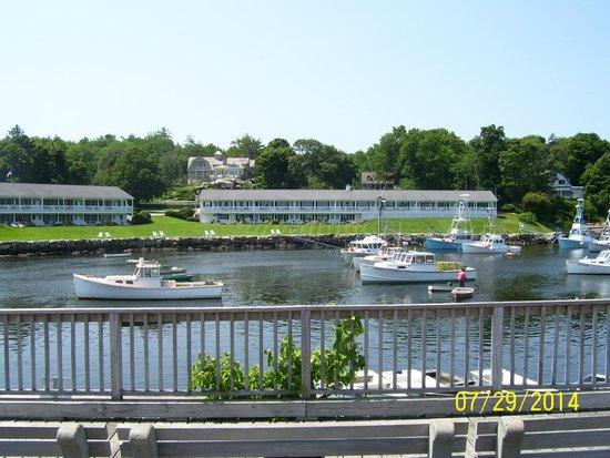 Riverside Motel : Our Maine trip motel