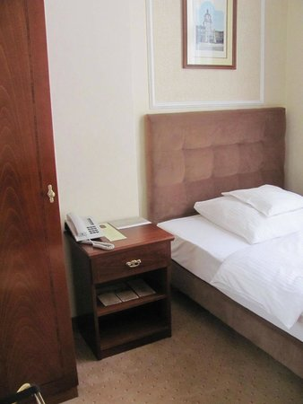 IBB Grand Hotel Lublinianka : tight and not roomy