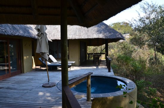 Londolozi Private Game Reserve : Home...sweet home!