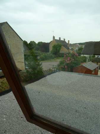 Holly House B&B: View from our room