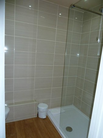 Holly House B&B: Shower
