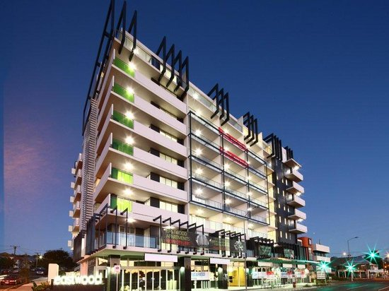 Eastwood Apartments at Wooloongabba