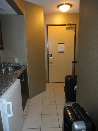 Holiday Inn Seattle Downtown: Kitchenette