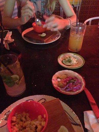 Motel Mexicola: little tacos