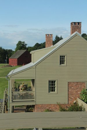 Old Stone Farm : Symmetry and order give one a sense of peace