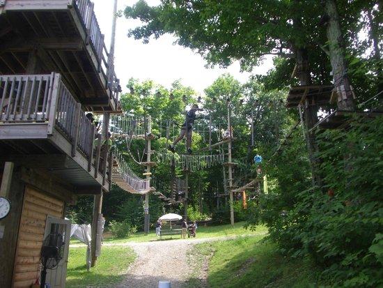 Jiminy Peak Mountain Resort: Aeral Park