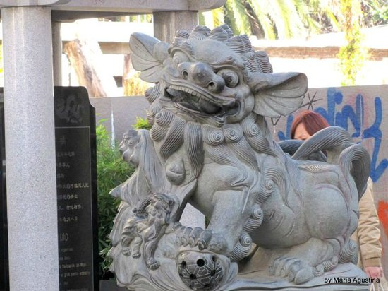 Chinatown : Esculturas