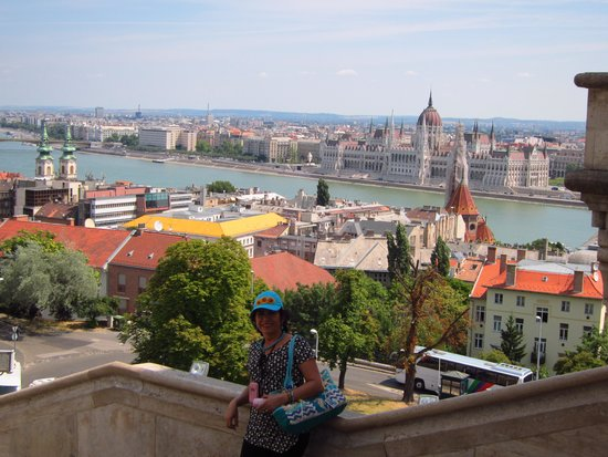 Royal Park Boutique Hotel: Budapest-Danube view