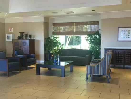 Sheraton Sunnyvale: Lobby