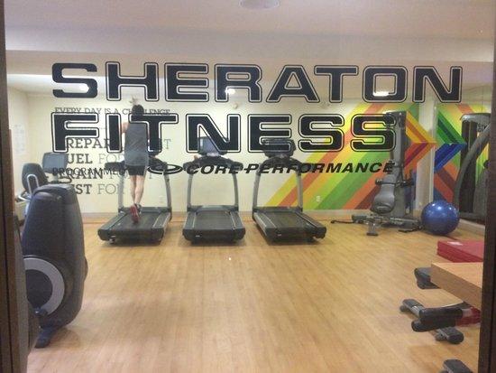 Sheraton Sunnyvale: Sheraton Fitness