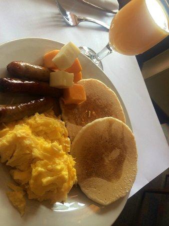 Sheraton Sunnyvale: Faz breakfast buffet