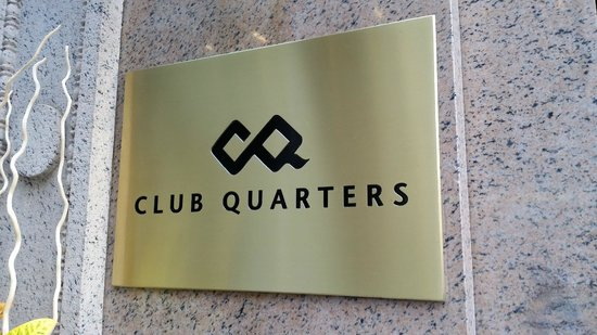 Club Quarters Hotel in Boston: Club Quarters Boston  |  161 Devonshire Street, Boston, MA 02110