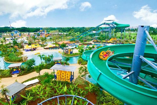 Image result for waterbom jakarta