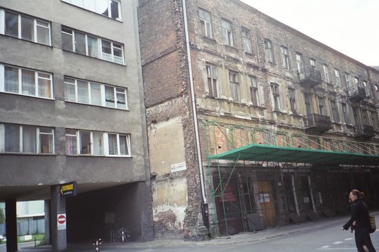 Prozna Street (Ulica Prozna): Prozna Street