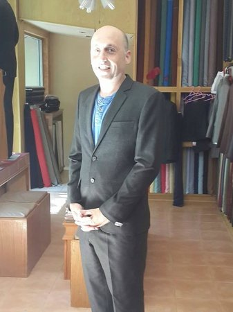 Ash Tailor Samui: slim fit cashmere wool
