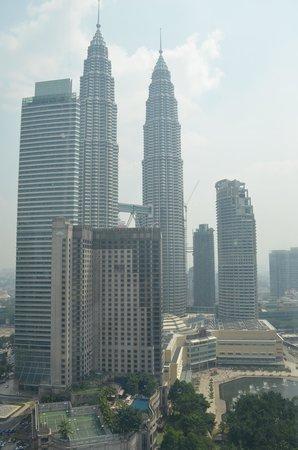 Grand Hyatt Kuala Lumpur: 眺望