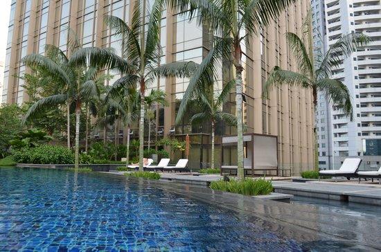 Grand Hyatt Kuala Lumpur: プール