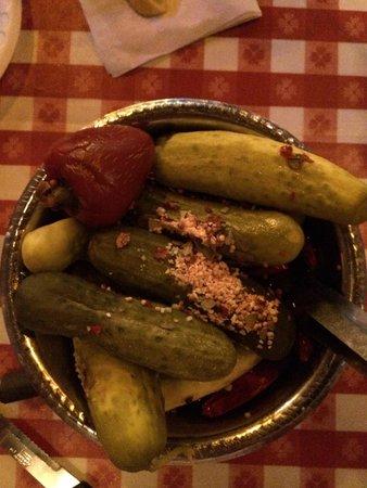 Arthur's Tavern: Pickles