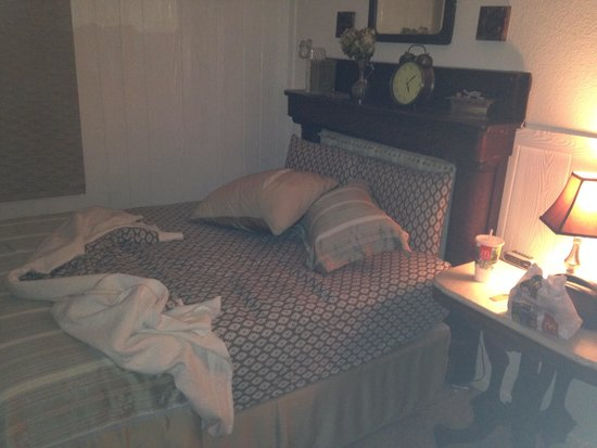 Simmer Motel: Very nice