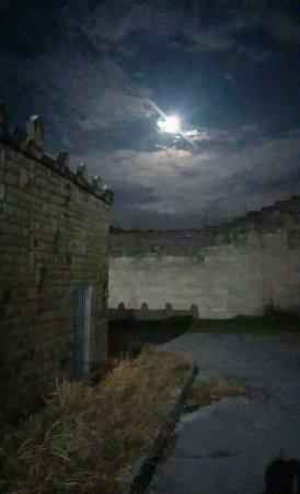 Missouri State Penitentiary: Super moon