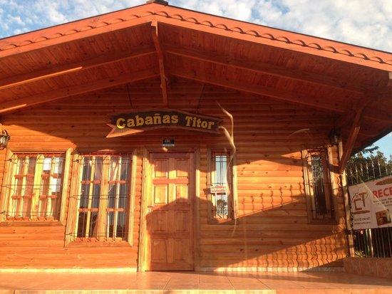 Cabanas Titor