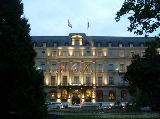 Hôtel Métropole Genève : Swissotel Metropole Geneva