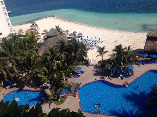 Casa Maya Cancun: Excelente playa!