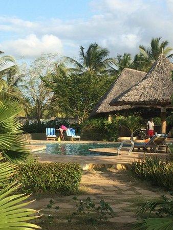 Kijiji Beach Resort: nice resort...cool pool