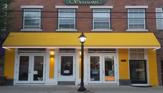 Seasons Restaurant Tunkhannock Tripadvisor