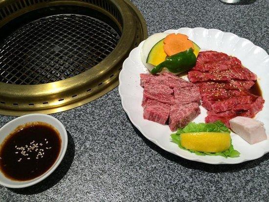Tamura: 焼肉定食