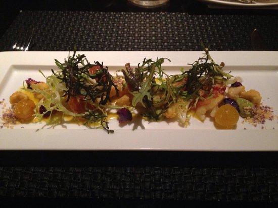 Sage Restaurant : Lobster salad