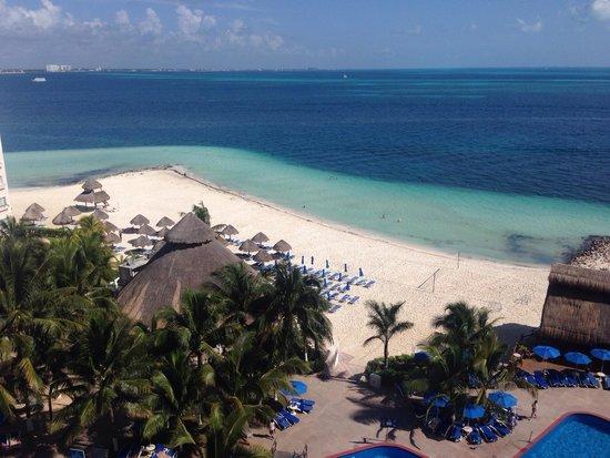 Casa Maya Cancun : Excelente Playa