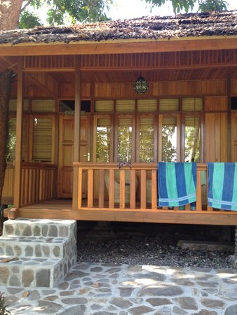 Mapia Resort: Bungalow