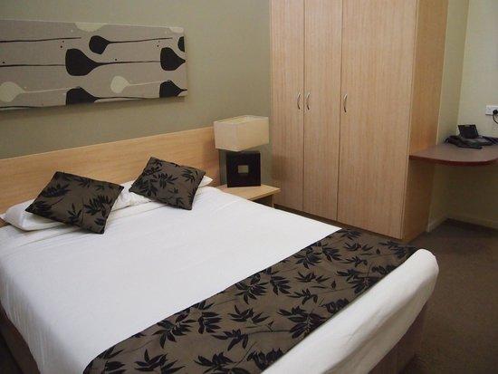 Angourie Rainforest Resort: Bedroom