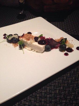 Sage Restaurant : Cheese cake