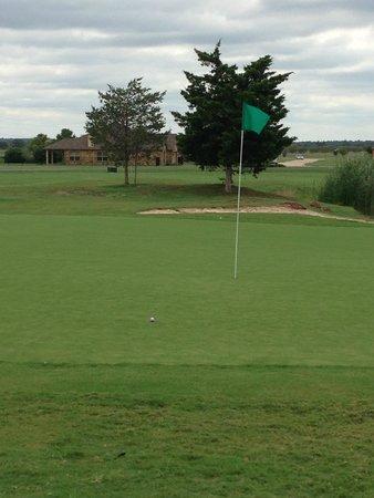 ColoVista Golf Club : playing for birdie!