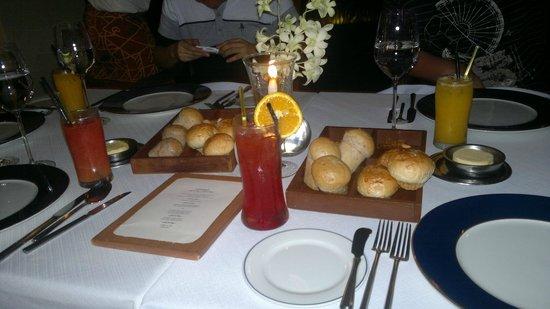 Tanjung Rhu Resort: Fine Dining - Appetizers