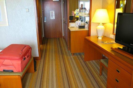 Swissotel The Stamford Singapore: Room view